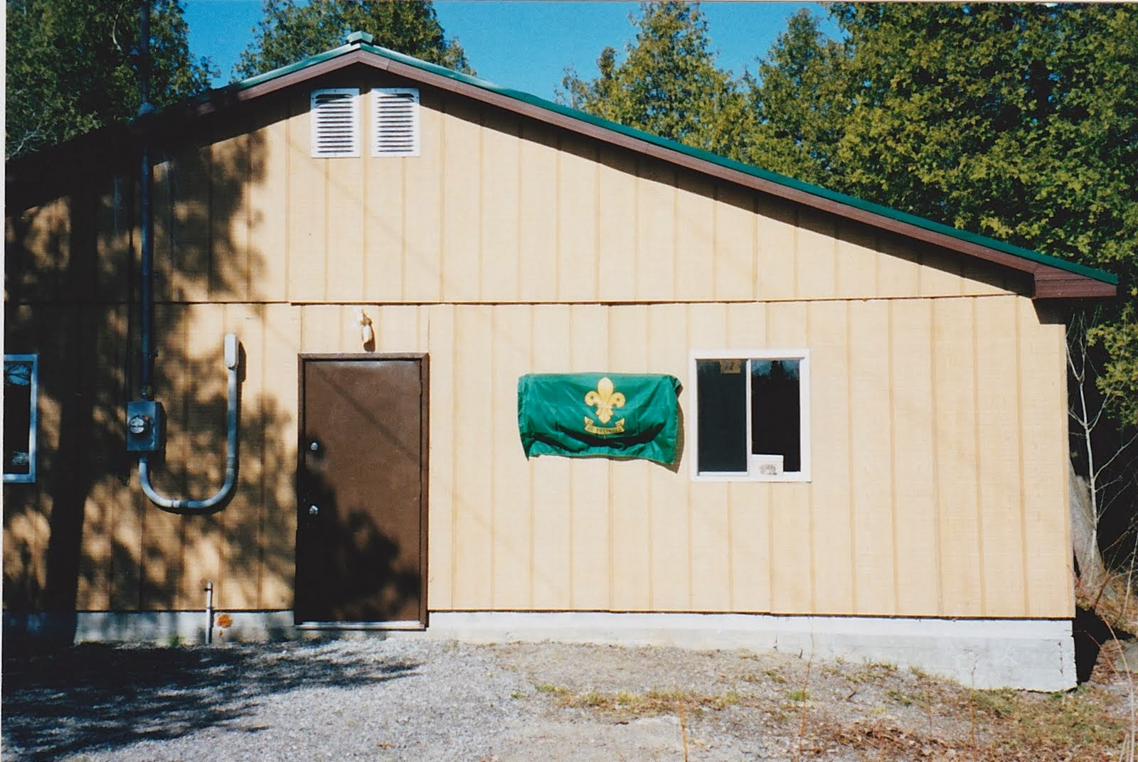 Lodge Dedication 2002